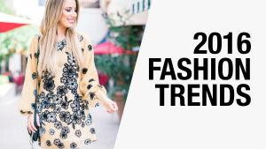 Fashion 2016